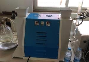 面粉化验设备回收