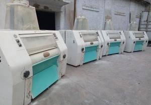 陕西汉中面粉机